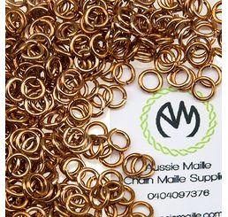 Bronze Jump Rings