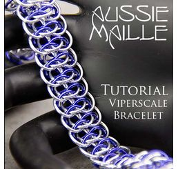 Viperscale Bracelet Tutorial