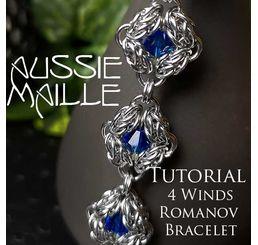 4 Winds Romanov Bracelet