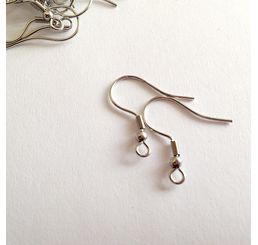 Sterling Silver Ear Wires