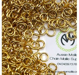Jewellery Brass 18G