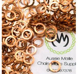 Square Wire Copper 20G