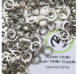 Square Wire Stainless Steel 18G