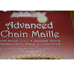 Advanced Chain Maille Booklet