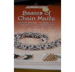 Basics of Chain Maille Booklet