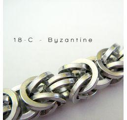 BA Square Wire Byzantine