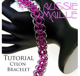 Cylon Bracelet Tutorial