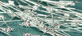 head pins