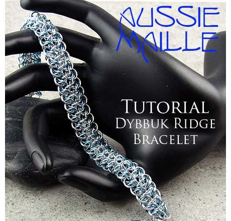 Dybbuk Ridge Bracelet Tutorial