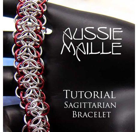 Sagittarian Bracelet Tutorial