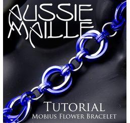 Mobius Flower Bracelet
