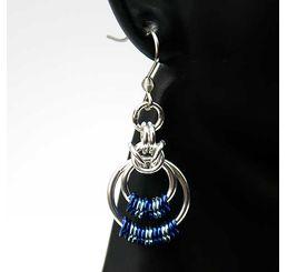 Byzantine Circles Earrings