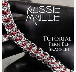 Fern Elf Bracelet Tutorial