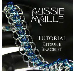 Kitsune Bracelet Tutorial