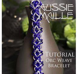 Orc Weave Bracelet Tutorial