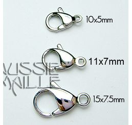 Stainless Steel Lobster Clasp