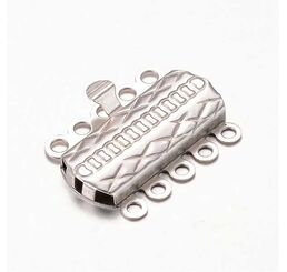 Stainless Steel Box Clasp
