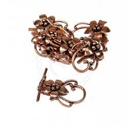 Copper Toggle Clasp