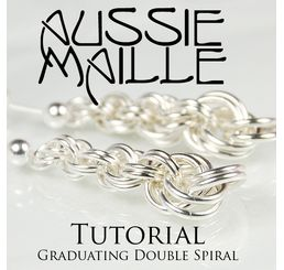 Graduating Double Spiral