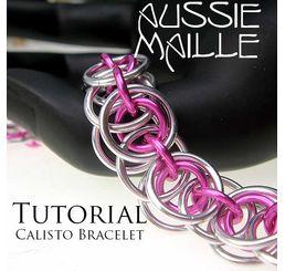 Calisto Bracelet Tutorial