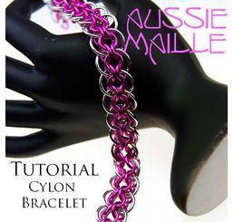Cylon Bracelet Tutorial