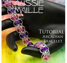 Arcandian Bracelet Tutorial