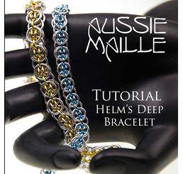 Helm Deep Bracelet Tutorial