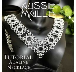 Adaline Necklace Tutorial