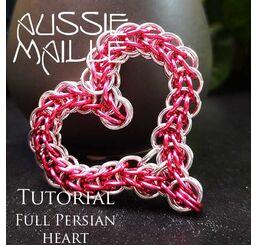 Full Persian Heart Tutorial
