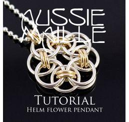 Helm Flower Tutorial