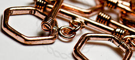 Copper Clasps