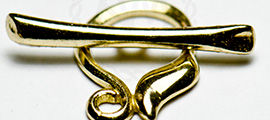 LobsterClasp Brass