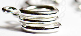 Silver Filled Clasps