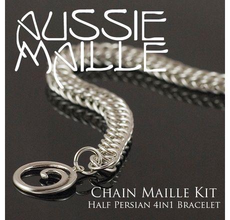 Half Persian 4in1 Bracelet Kit