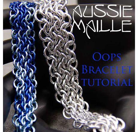 Oops Bracelet Tutorial