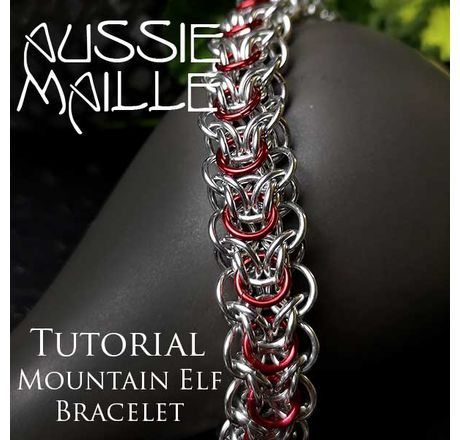 Mountain Elf Bracelet Tutorial