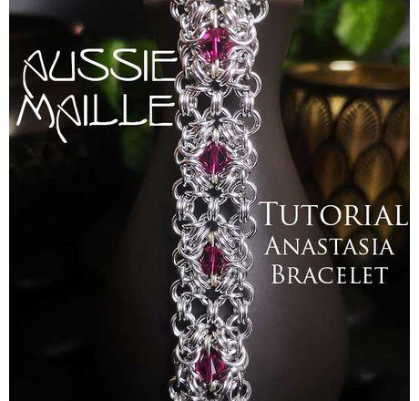 Anastasia Bracelet Tutorial