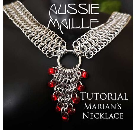 Marian's Necklace Tutorial