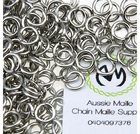 Stainless Steel 16G