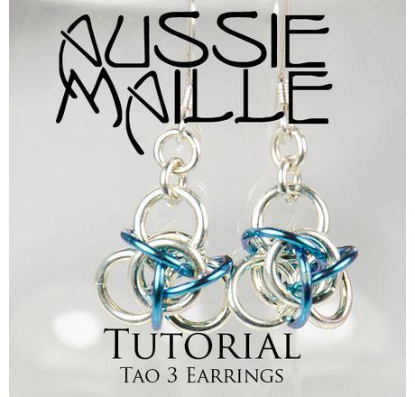 Tao3 Earrings