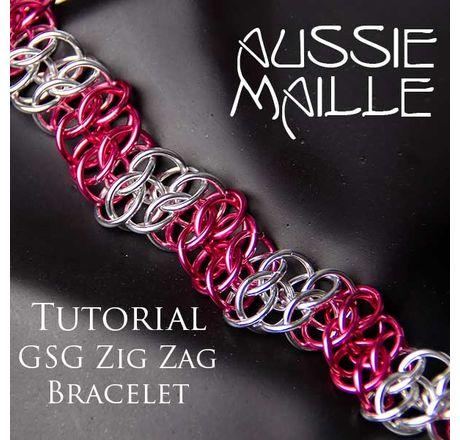 GSG ZigZag Bracelet