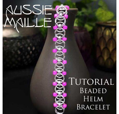 Beaded Helm Bracelet